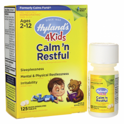 Calm N Restful 4 Kids, 125 Tabs
