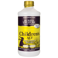 Childrens ACF Immune Support, 16 fl oz (473 mL) Liquid