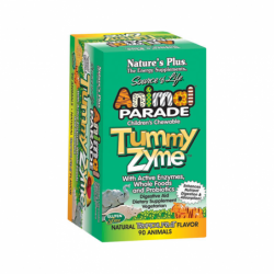 Animal Parade Tummy Zyme, 90 Chwbls