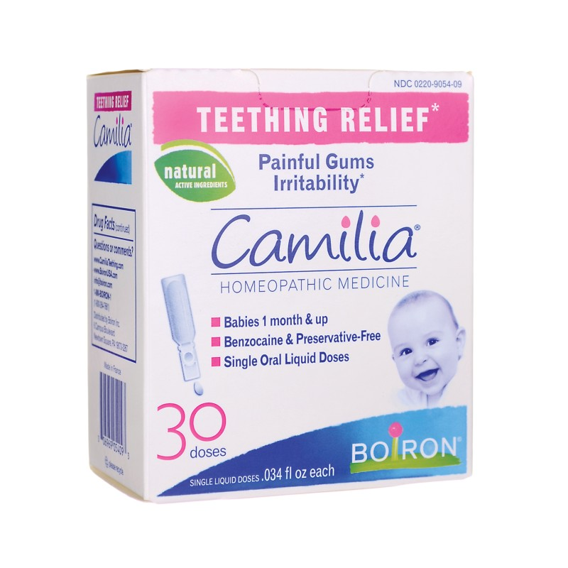 Camilia Teething Relief, 30 Doses