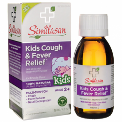 Kids Cough & Fever Relief, 4 fl oz Liquid