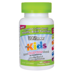 FocusFactor For Kids, 60 Wafers