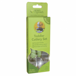 Toddler Cutlery Set  12 mo Stage 45, 1 Unit