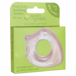Fruit Cool Soothing Teether  3 mo, 1 Unit