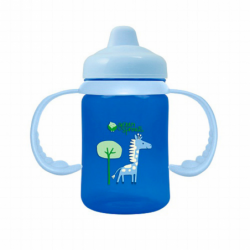 NonSpill Sippy Cup  Aqua, 1 Unit