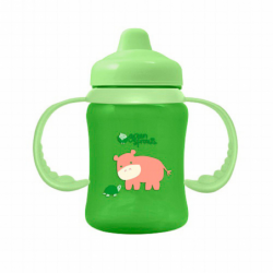 NonSpill Sippy Cup  Green, 1 Unit