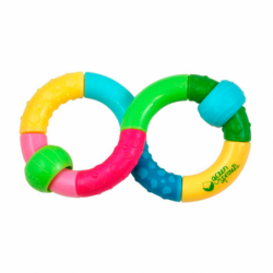 Infinity Teether Rattle, 1 Unit