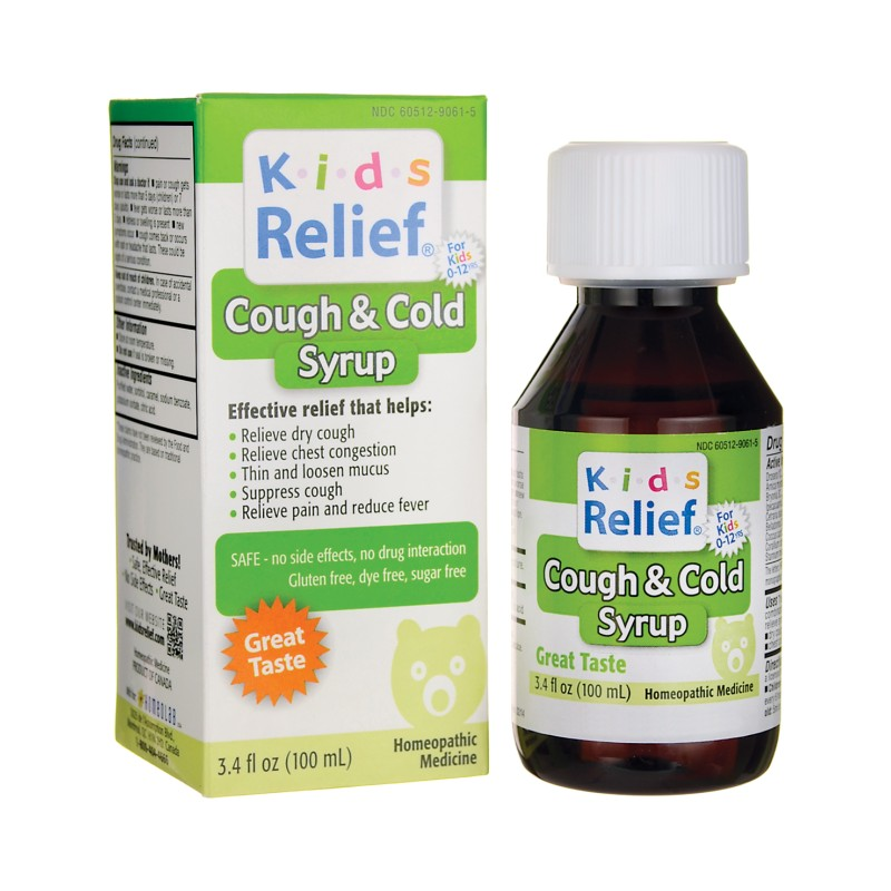 The Best Offer Ever For Kids Relief Cough Cold Syrup 3 4 Fl Oz 100 Ml Liquid In Dubai Abu Dhabi Sharjah Uae Oman Saudi Arabia Fast Acting
