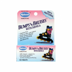 Bumps n Bruises with Arnica, 125 Tabs