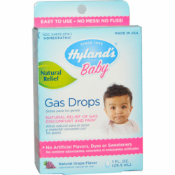 Baby Gas Drops  Grape, 1 fl oz (29.5 mL) Liquid