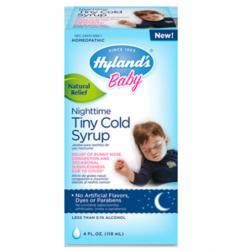 Baby Nighttime Tiny Cold...