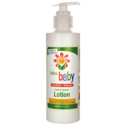 Organic Baby Lotion, 6 fl oz Lotion