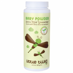 Baby Powder Extra Mild Unscented, 4.5 oz Pwdr