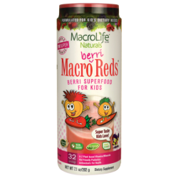 Macro Berri Reds Berri Superfood for Kids, 7.1 oz (202 grams) Pwdr
