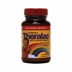 Childrens Theralac MultiStrain Probiotic, 30 grams Pwdr