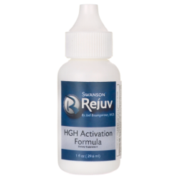 HGH Activation Formula, 1 fl oz (29.6 ml) Liquid