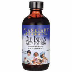 Old Indian Syrup for Kids, 4 fl oz (118.28 mL) Liquid