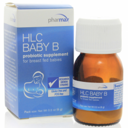 HLC Baby B, 0.2 oz (6 grams) Pwdr