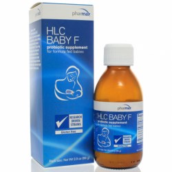 HLC Baby F, 2.3 oz (66 grams) Pwdr