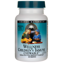 Wellness Childrens Immune Chewable, 30 Wafers