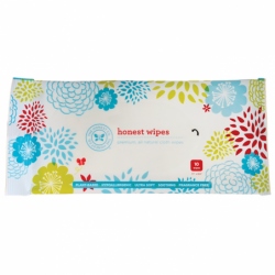 Honest Wipes, 10 Wipes