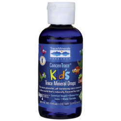 ConcenTrace Kids Trace Mineral Drops , 4 fl oz Liquid