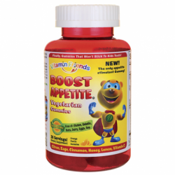 Boost Appetite  Orange Flavor, 36 Gummies