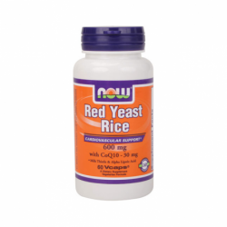 Red Yeast Rice & CoQ10, 60 Vcaps