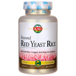 Beyond Red Yeast Rice, 60 Tabs