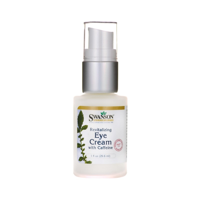 Revitalizing Eye Cream with Caffeine, 1 fl oz (29.6 ml) Cream