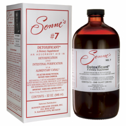Detoxificant No 7, 32 oz (946 mL) Liquid