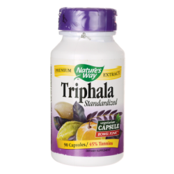 Triphala Standardized Extract, 90 Vcaps