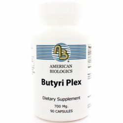 Butyri Plex, 750 mg 100 Caps