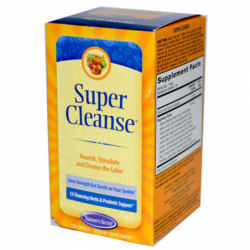 Super Cleanse, 100 Tabs