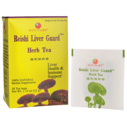 Reishi Liver Guard Herb Tea, 20 Bag(s)