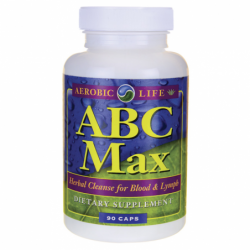 ABC Max Herbal Blood & Lymph Cleanse, 90 Caps