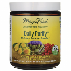 Daily Purify Nutrient Booster Powder, 2.1 oz Pwdr