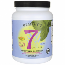 Perfect 7 Intestinal Cleanser, 21 oz (600 grams) Pwdr