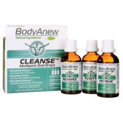 BodyAnew Cleanse Multipack Oral Drops, 1 Kit