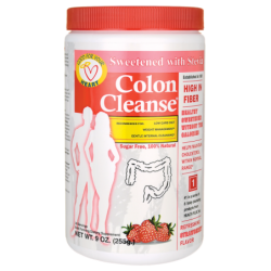 Colon Cleanse  Refreshing Strawberry, 9 oz (255 grams) Pwdr