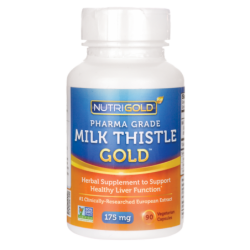 Pharma Grade Milk Thistle Gold, 175 mg 90 Veg Caps