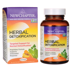 Herbal Detoxification, 60 Sgels