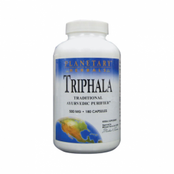 Triphala, 500 mg 180 Caps