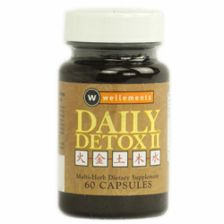 Daily Detox II, 60 Caps
