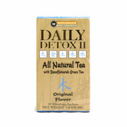 Daily Detox II All Natural Tea, 30 Pkts