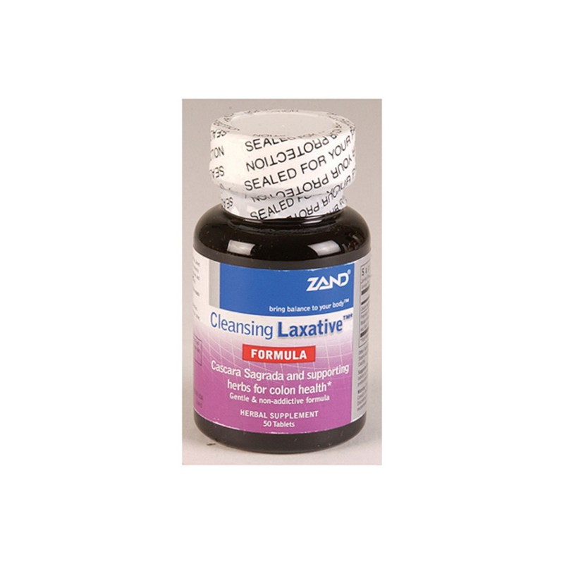 Cleansing Laxative Formula, 50 Tabs