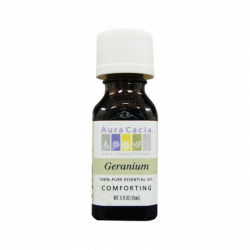 100 Pure Essential Oil Geranium, 0.5 oz Liquid