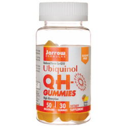Ubiquinol QHGummies  Mango, 50 mg 30 Gummies