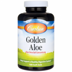 Golden Aloe, 100 mg 180 Sgels