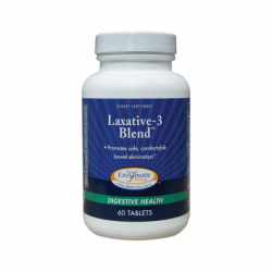 Laxative3 Blend, 60 Tabs